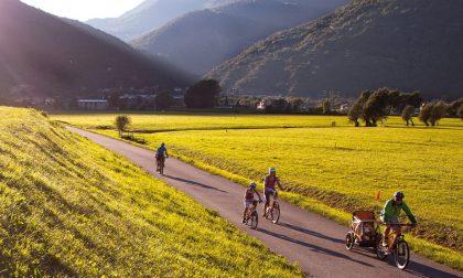 Rent a bike in Valchiavenna, ecco il nuovo servizio