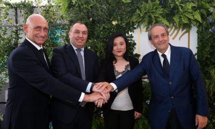 Imprenditore valtellinese protagonista a Milano
