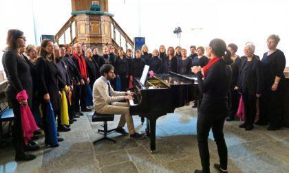 Concerto del coro DoppiaVì a Teglio