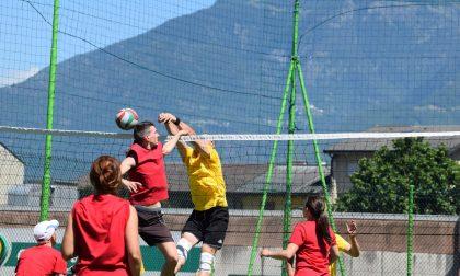 """Domenica 9 luglio """"Non solo volley"""" a Colico"""