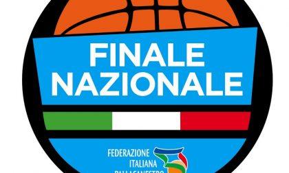 Finali nazionali Under 14 di basket la prima giornata