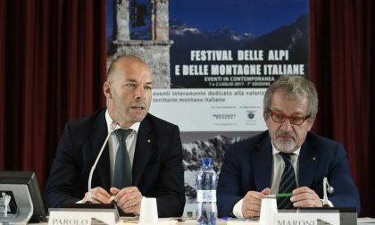 Presentato il Festival delle Alpi