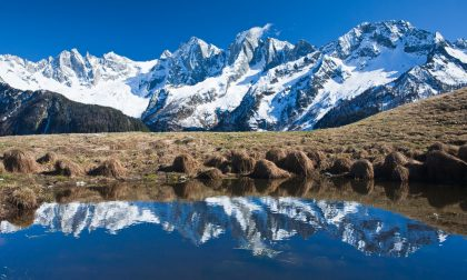 Val Bregaglia in festa per i 150 anni della salita sul Badile