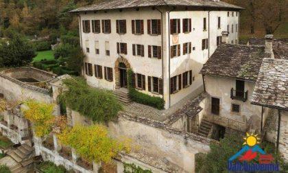 Palazzo Vertemate Franchi si racconta nella nuova guida