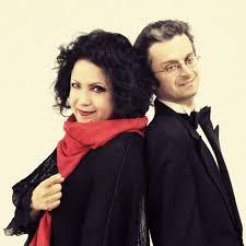 Antonella Ruggiero e Andrea Bacchetti a Chiavenna