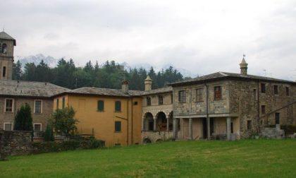 Teglio, aperto palazzo Piatti Reghenzani