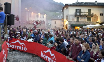 Il Torino torna a Bormio
