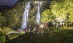 Notte Rosa alle Cascate: edizione da record