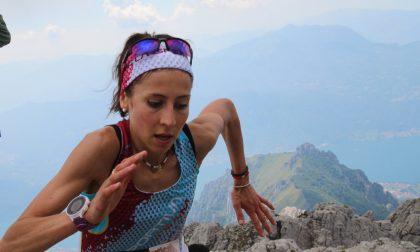 Arianna Oregioni all'International Snowdon Race