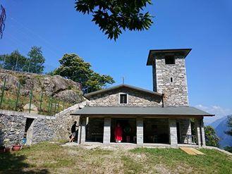 Giovanni Fascendini: si vuol completare la chiesa
