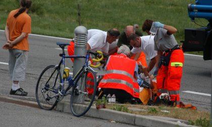 Cadute in bici, feriti due ciclisti a Livigno