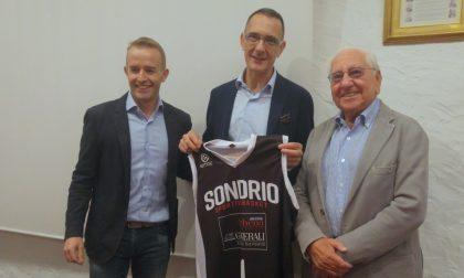 Sportiva Basket Sondrio: Schena Generali nuovo sponsor