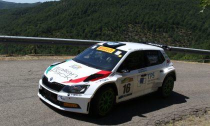 Rossetti trionfa al Rally Casentino, il campionato è a un passo