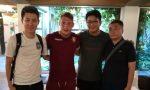 Visite cinesi per il Torino a Bormio
