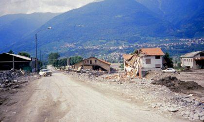 Fusine ricorda i 30 anni dell'alluvione