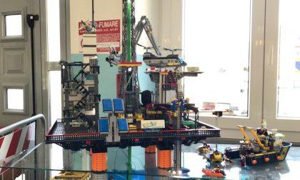 """""""Mattoncini in Valle a Lanzada"""", LEGO in mostra per solidarietà"""