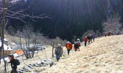 Val Gerola: il mercoledì si riscoprono le escursioni di gruppo