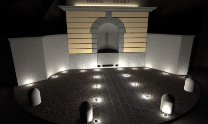 Fontana Dolzino: presto sarà illuminata