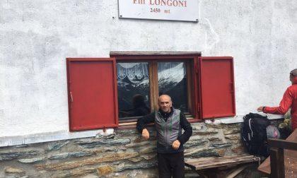 Il rifugio Longoni festeggia