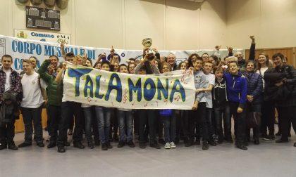 La Filarmonica di Talamona ospita la banda di Moncada