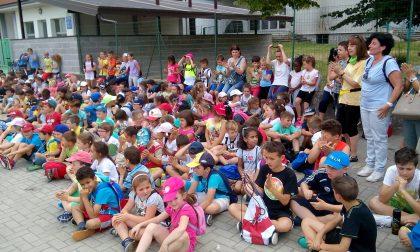 Minivolley a scuola: successo a Nuova Olonio