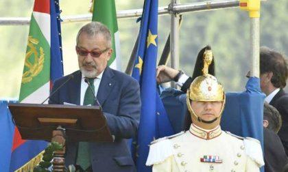"""Trentennale alluvione, Maroni: """"Confermo l'impegno per la Valtellina"""""""