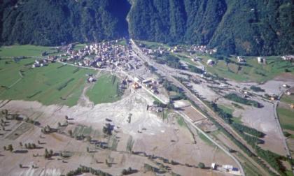 Alluvione in Valtellina 30 anni dopo: rischio idrogeologico e sicurezza