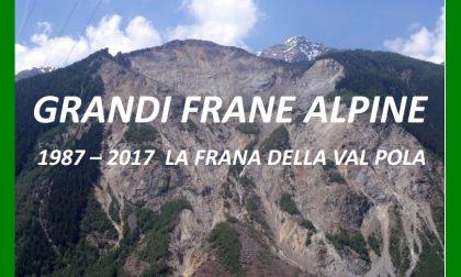 Un convegno per discutere i rischi delle grandi frane alpine