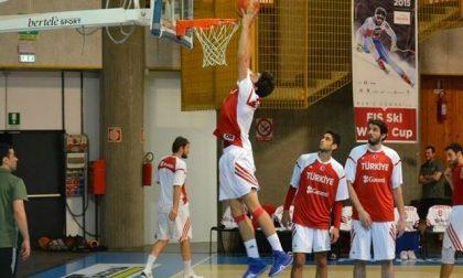 Basket a Bormio: ecco gli orari delle prime partite