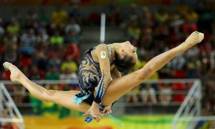 Veronica Bertolini in Polonia per i World Games di ginnastica ritmica