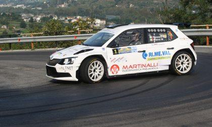 Il rally Coppa Valtellina attende i bolidi Irc Cup