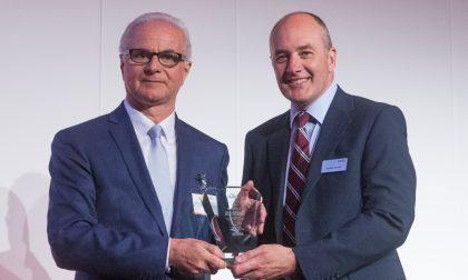 Elemaster premiata a Londra da Hitachi Rail