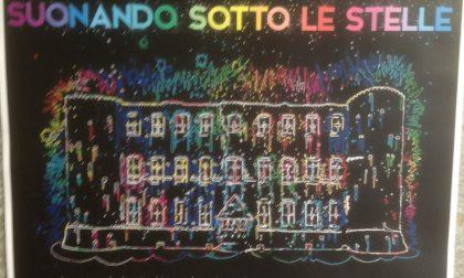Note di luce al Castello sabato a Chiavenna