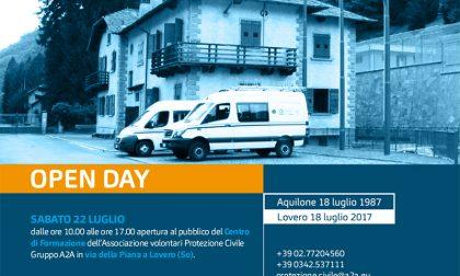 Open Day A2a a Lovero