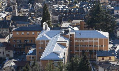12 pazienti positivi, Chiavenna trasformato in Ospedale covid-19