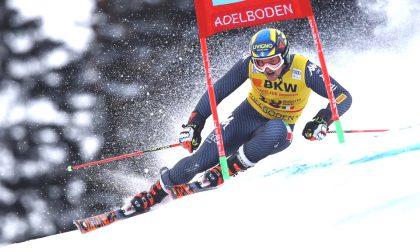 Sci alpino: gigante e slalom per gli specialisti delle discipline tecniche