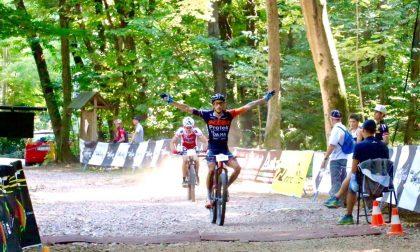 Mountain bike: Samparisi campione regionale