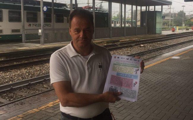 """Tratta Trenord Milano-Tirano: """"Siamo allo sbando"""""""