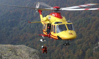 Si ferisce facendo canyoning: salvato dal Soccorso Alpino