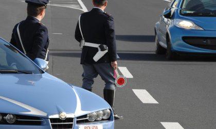 Il bilancio della Polizia stradale di Sondrio