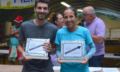 Tommaso Caneva e Sabrina Bottà vincono la Vertical di Albosaggia