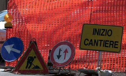 Lavori in corso, chiuso lo svincolo di via Vanoni della Tangenziale per un mese