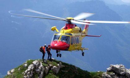 Valfurva, intervento per salvare escursionisti tedeschi
