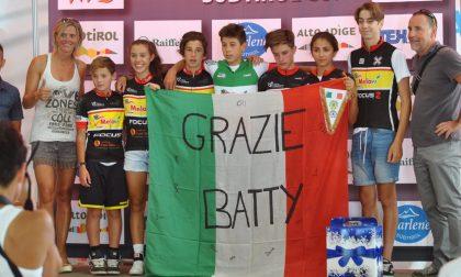 Melavì Focus Bike campionessa italiana