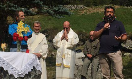 Sondalo, successo per la festa di S. Bernardo in Valle di Rezzalo