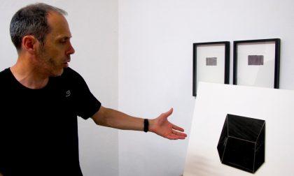 Paolo De Stefani espone le sue opere a Lugano a Wop Art