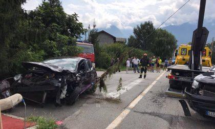 Incidente a Sorico: sono dieci le persone coinvolte