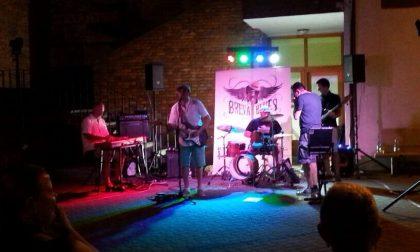 Il concerto dei Breva Blues conquista Gera Lario