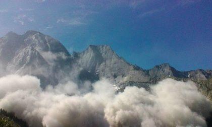 Frana Pizzo Cengalo, Bregaglia in ginocchio: il racconto del miracolato
