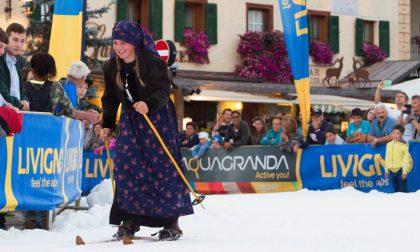 Livigno, campioni in passerella al Trofeo delle Contrade
